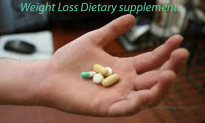 weight loss dietary supplements