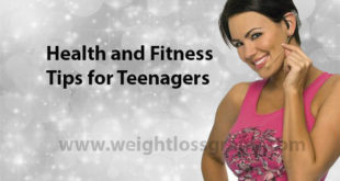 Health and fitness tips for teenagers