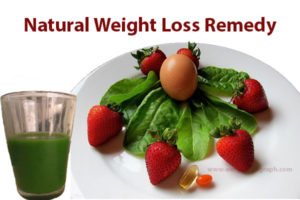 Natural Weight Loss Remedy