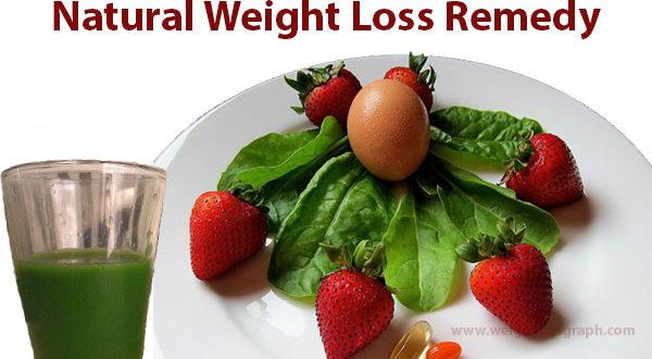 Natural Weight Loss Remedy